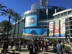#Picture from Jan, 23th, 2015...  It's been exactly one year that I attended this show for the last time. (There will be others of course!).  5 years in a row at @thenammshow! #Anaheim #conventioncenter, #California, #USA! #musicindustry  ✈️  So, yeah, I'm missing it today... But it shall pass, as I have #work to do. Here and now...       Let's do this!  #contentmarketing #newarticles #copywriting #columnist #writing #freelancer #blogs #digitalmkt #flancer18