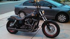 blacked out street bobs | blacked out dynas? - Page 84 - Harley Davidson Forums