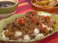 Get Cuban Picadillo Recipe from Food Network