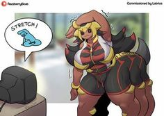 Lapras Pokemon, Pokemon Waifu, Sexy Pokemon, Pokemon Fan Art, Cute Pokemon, Thicc Anime, Anime Furry, Game Character Design, Character Art