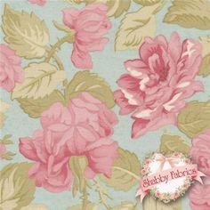 3 Sisters for Moda: Paris Flea Market | Shabby Chic quilting fabric