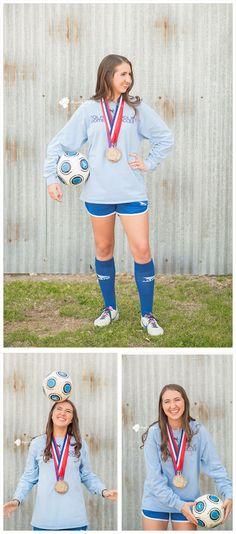 DFW Senior photographer  Senior portrait ideas, beautiful, soccer senior pictures