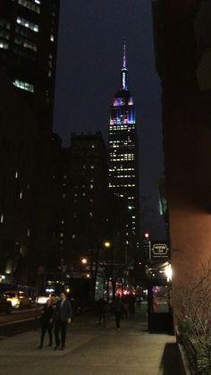 Empire State d' noche