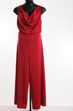 11-9 Plus Size Fashion Trend of the Day: Gwen Jumpsuit from Jill Alexander Designs.  Available in sizes 0X-2X.