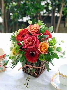 Small Flower Arrangements, Small Flowers, My Flower, Red Flowers, Colorful Flowers, Flower Art, Rose Thorns, Valentines Flowers, Seasonal Flowers