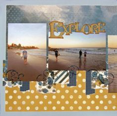 Explore left side of double page created with Woodland Winter collection for BoBunny Club Kits. Visit http://www.myscrappinshop.com.au/paper-collections/bobunny/bobunny-club-kits.html to find out more. 2014 #BoBunny
