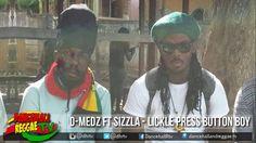 Sizzla x D Medz - Lickle Press Button Boy ▶Far East Riddim ▶Reggae 2016