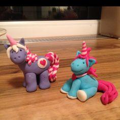 Fimo Ponys