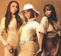 Destiny's Child Throwback Monday