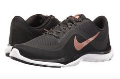 October 2016 Monthly Favorites | The Little Coffee Shoppe - Nike Flex Trainers Black & Rose Gold/Copper