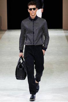 Giorgio Armani Spring-Summer 2015 Men's Collection
