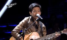"Andoy performed his version of ""Give Me Love"" by Ed Sheeran on The Voice Kids Philippines Season 2 Blind Auditions, Saturday, July 4, 2015."