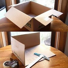 Product Photography: Create a White Background Using a Cardboard Box