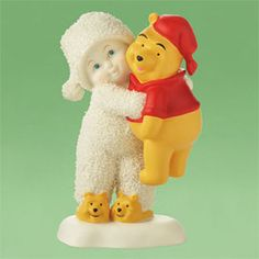 "Department 56: Products - ""Goodnight Pooh Bear"" - View Products"