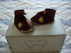 : cartamodelli scarpina