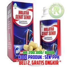 Walatra Sehat Sendi Obat Penyakit Tradisional Nyeri Pangkal Paha Kanan & Kiri. BELI DISINI !! PEMBELIAN MULAI 2 BOTOL, FREE ONGKIR SE INDONESIA & Dapatkan KIRIM BARANG DULU & TRANSFER PEMBAYARAN SETELAH OBAT SAMPAI (*S&K berlaku