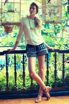 Anthropologie  Dash-Dash Shorts