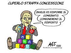 Cuperlo strappa concessioni a Renzi