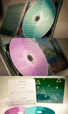 The Legend of Zelda: A Link Between Worlds double OST CD pics by Jo Shishido's Cheeks | #ALBW #ClubNintendo #NeoGAF