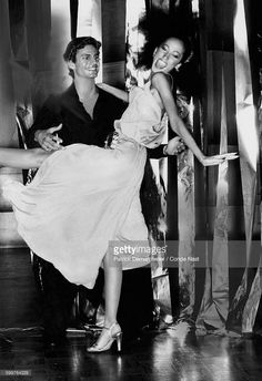 View images and find out more about Patrick Demarchelier - Conde Nast Archives at Getty Images. Black Fashion Designers, Patrick Demarchelier, Van Cleef Arpels, Teen Vogue, Dandy, View Image, Chiffon Dress, Year Old, Cleveland