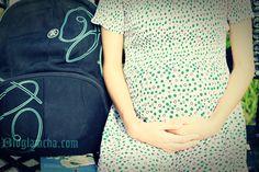Nhật ký mang thai qua ảnh – thai kỳ tuần hai mốt