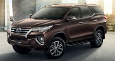 2018 Toyota Fortuner Review Redesign