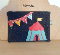 Pochette cirque Mavada