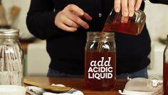 HOW-TO VIDEO: How to Make Kombucha Tea