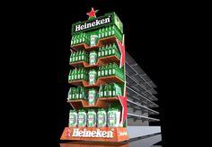 Heineken punta de gondola on Behance