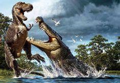 cool ExtinctCreatures12
