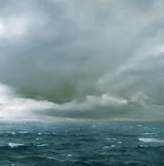 """Nature """"in all its forms is always against us, because it knows no meaning, no pity, no sympathy, because it knows nothing and is absolutely mindless: the total antithesis of ourselves"""". Gerhard Richter"""