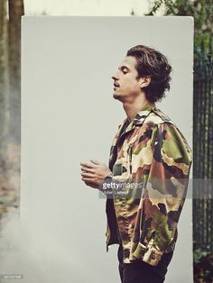 French Rapper Nekfeu is photographed for Self Assignment on December 4, 2014 in Paris, France.