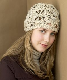 "Free pattern for ""Crochet Squares Hat""!"