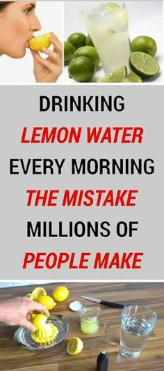Low Energy Remedies Drink Lemon Water Every Day, But Don't Make The Same Mistake As Millions! Lemon Water In The Morning, Drinking Lemon Water, Lemon Water Cleanse, Full Body Detox, Body Cleanse, Natural Detox Drinks, Fat Burning Detox Drinks, Weight Loss Drinks, Healthy Drinks