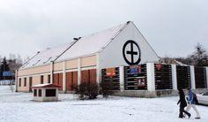 ECM Evangelická církev metodistická Horšovský Týn - Fotoalbum - Plzeň - Kostel Plzeň Lochotín