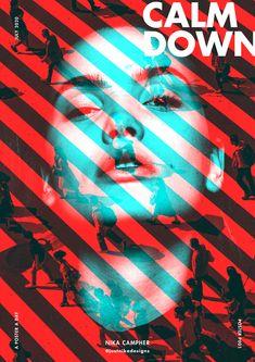 Double exposure graphic design Graphic Design Posters, Double Exposure, Art Direction, Nasa, Collages, Logo Design, Branding, Graphics, Mongrel