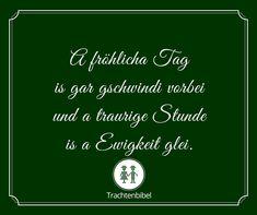Gstanzl Languages, Sad, Bavaria, Birthday, Quotes
