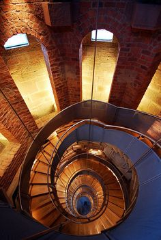Inside the Lighthouse, Glasgow, Scotland