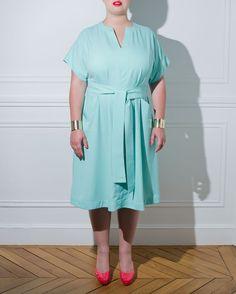 Une bonne nouvelle souffle sur l'industrie de la mode grande taille. En effet, après 6 jolies collaborations avec le géant français de l...