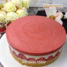 Strawberry Recipes, Fruit Recipes, Cheesecake Recipes, Sweet Recipes, Snack Recipes, Dessert Recipes, Cooking Recipes, Pavlova Recipe, Cooking A Roast