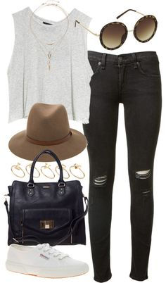 The Polyvore Collection | via Tumblr