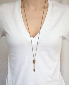 Broken arrow necklace | dainty elegant jewelry | diadem | love it all