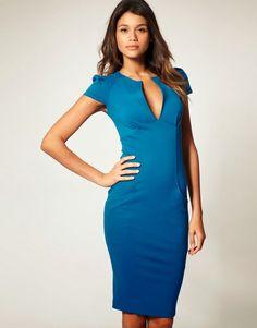 Fabulosos vestidos para la oficina | Vestidos de moda 2015