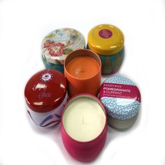 Tinpak is a pioneer in the field of creating custom candle tins that will stand out in any market. Contact us for samples and concepts.