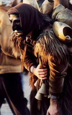 mamutones : traditional mask of #Sardinia