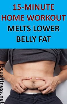Standing Full Body Workout for Melting Lower Belly Fat - Focus Fitness Belly Fat Diet Plan, Lose Lower Belly Fat, Burn Belly Fat Fast, Lose Fat, Tummy Workout, Belly Fat Workout, Abdominal Workout, Abdominal Fat, Weight Loss Blogs