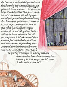 "Samain:  ""Samhain - page 3,"" by jezebelwitch, at deviantART."
