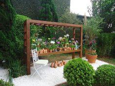 Navegue por fotos de Jardins clássicos: CASA MORUMBI.SÃO PAULO.BRASIL. Veja fotos com as melhores ideias e inspirações para criar uma casa perfeita.