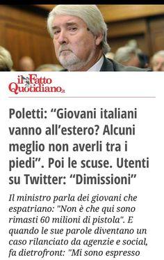 il popolo del blog,notizie,attualità,opinioni : Questo era stronzo con il Governo Renzi.. Ora anco...