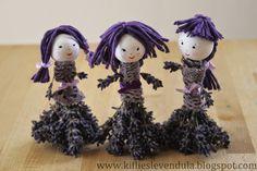 Kifli és levendula: Miss Lavender
